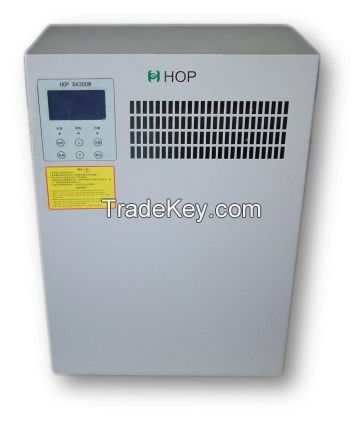 Industrial cabinet air conditioner / Outdoor cabinet air conditioner / Outdoor cabinet heat exchager integrated air conditioner