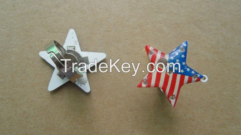 Pin/LED pin badge for promotional gifts supplier