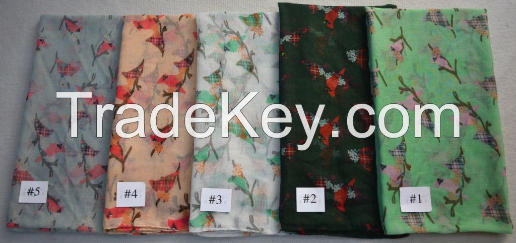 new designs of all kinds of scarves