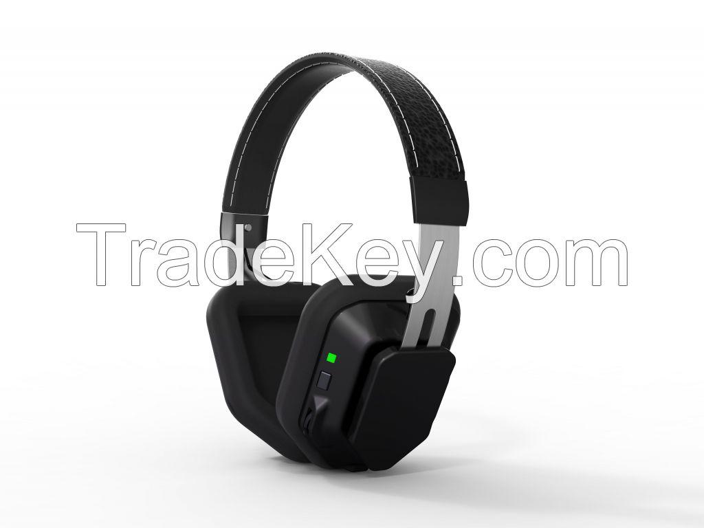 Newest designing bluetooth wireless headphone