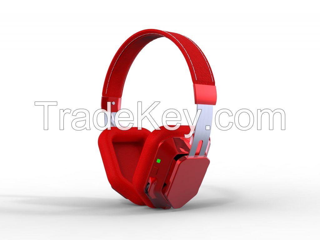 Bluetooth wireless headphone low energy