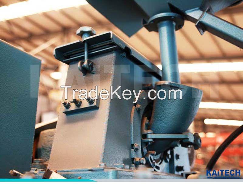 Q32 Series Tumble Belt Type Shot-blasting Machine