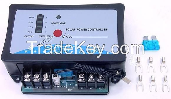 solar charge controller 40A 12V high conversion