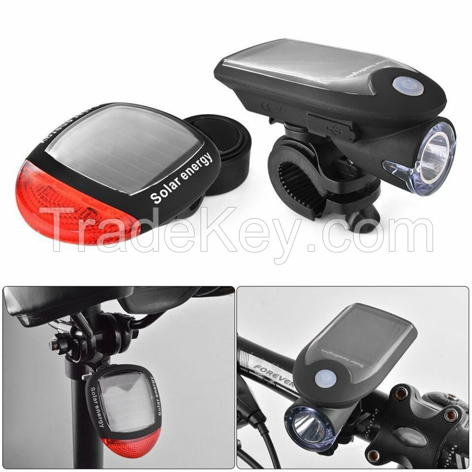 Hot sale solar bicycle light