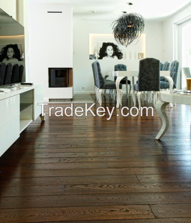enginereed oak flooring