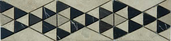 Stone Mosaic - Border