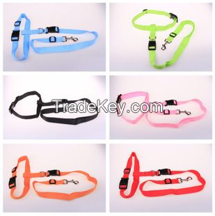 High quality pet collars and leashes runing dog cat leash charm decora