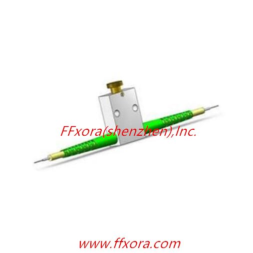 Polarization Maintaining (PM) Variable Optical Attenuator (VOA) With High Extinction Ratio