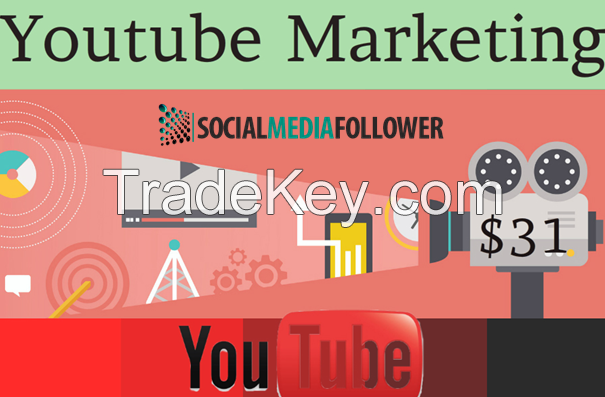 Buy Real YouTube views online and make people know about you