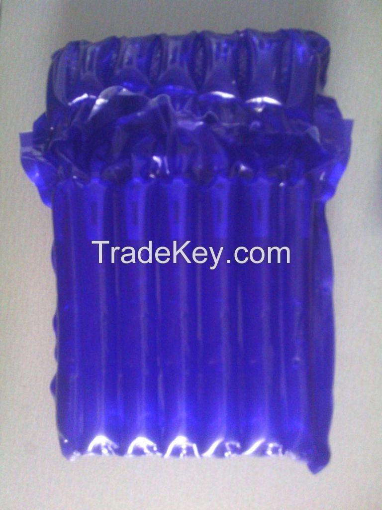 high quality Ipad coushion air filling bag pack , air coushion bag