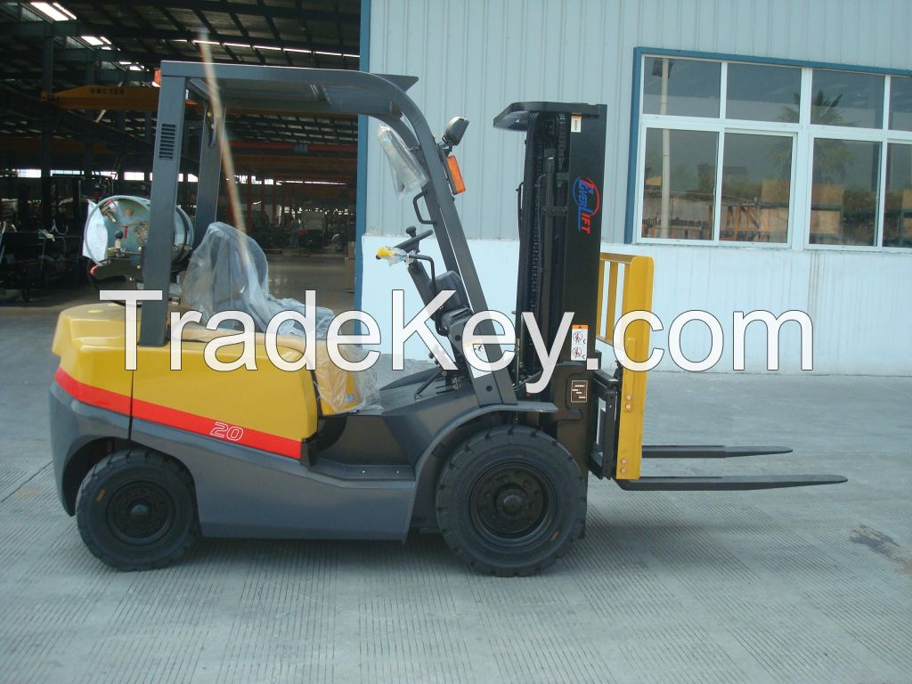 LPG Forklift with TCM Techonology