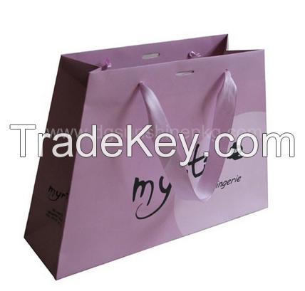 Elegant Apparel Shopping Bag
