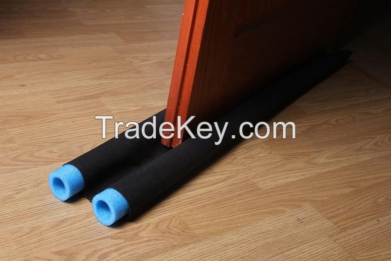 twin draft guard, door protector, door bottom seal, Draft excluder, window seal