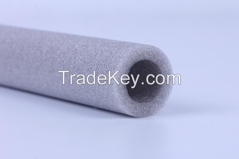 EPE tube, insulation pipe, air conditioner pipe, foam tube