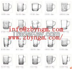 Glassware Glass container Glass sealed jar Glass cup Glass beer mug Glass perfume bottles Glass bottles