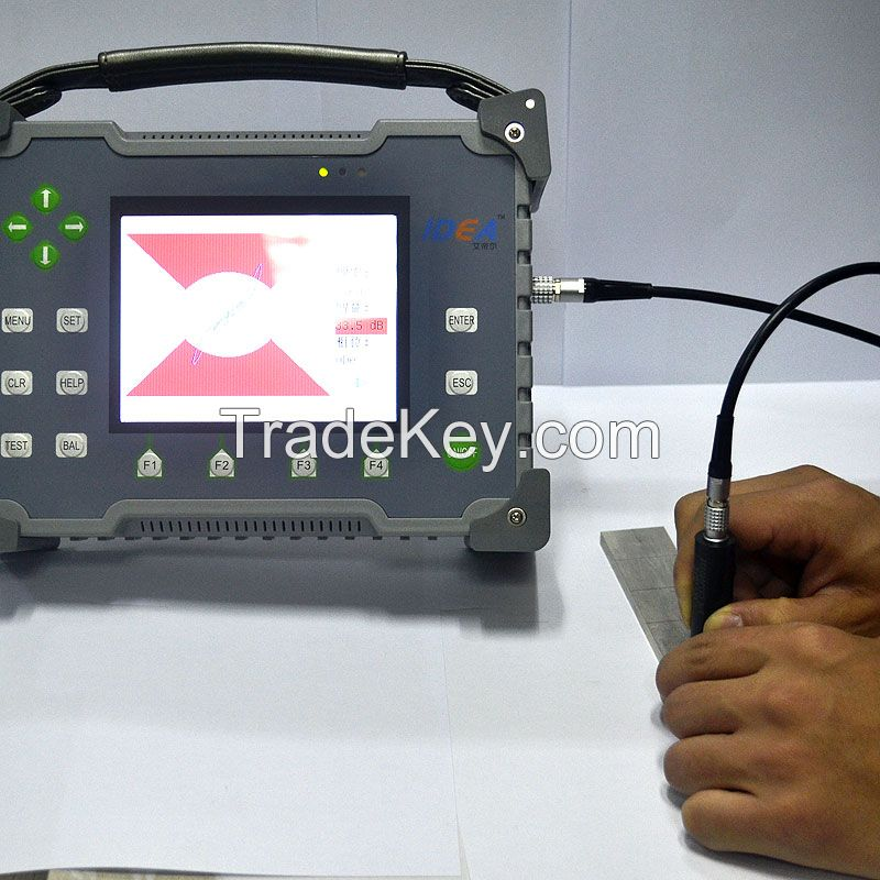 Digital(Dual-frequency)Eddy Current Detector IDEA-S100D