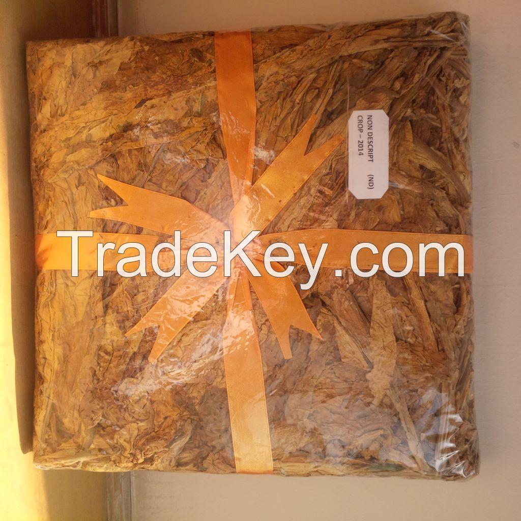 Premium Quality - Flue Cured Virginia (FCV) Tobacco - Grade: NDM (Non-Descript Middle)