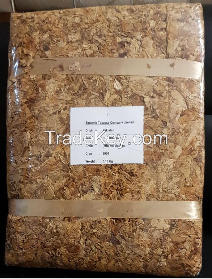 Flue Cured Virginia (FCV) Tobacco