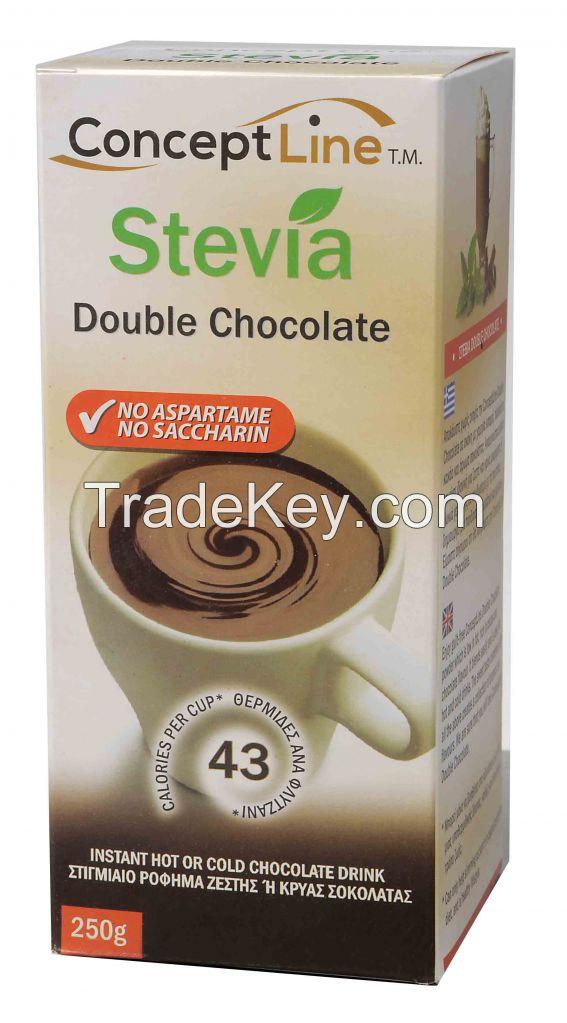Stevia ConceptLine Double Chocolate