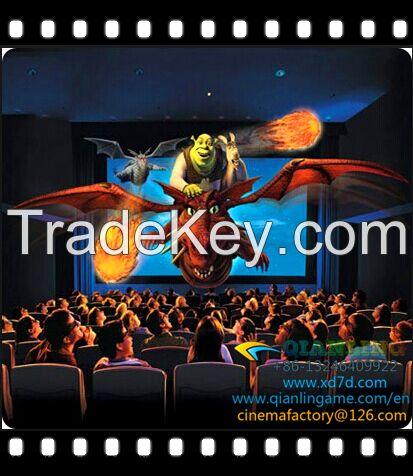 5D 7D cinema theater movie equipment