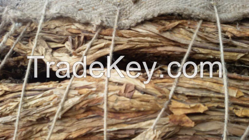 processed shredded tobacco