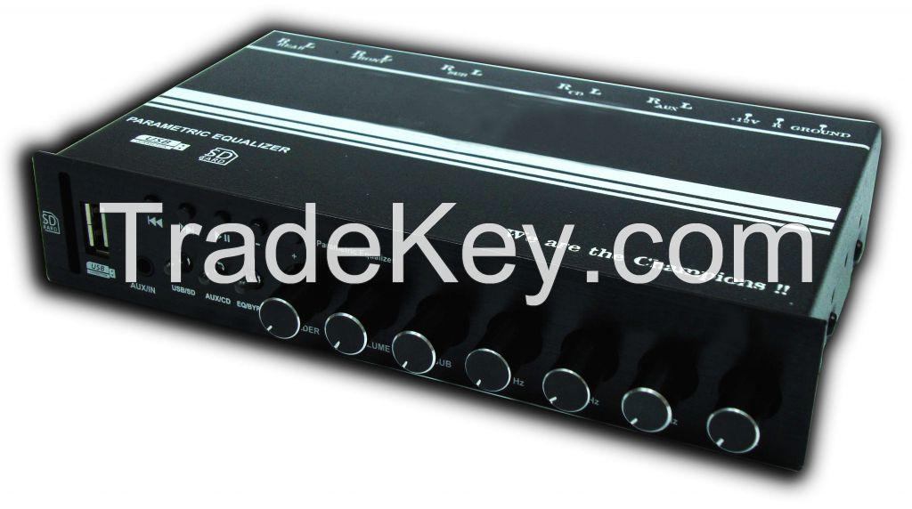 Car amplifier EQ-905