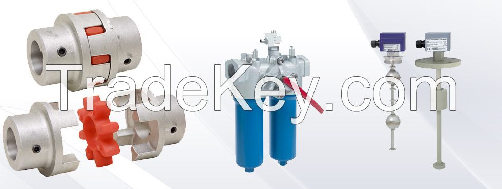 Hydraulic and Pneumatic Accessories