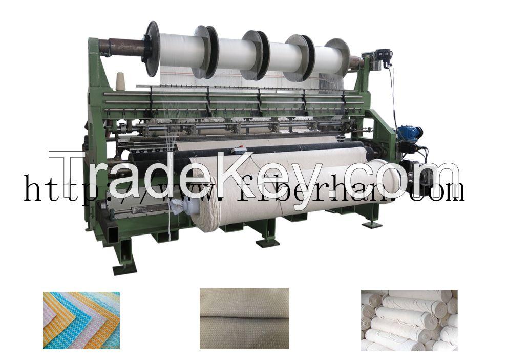 Stitch bonding production line