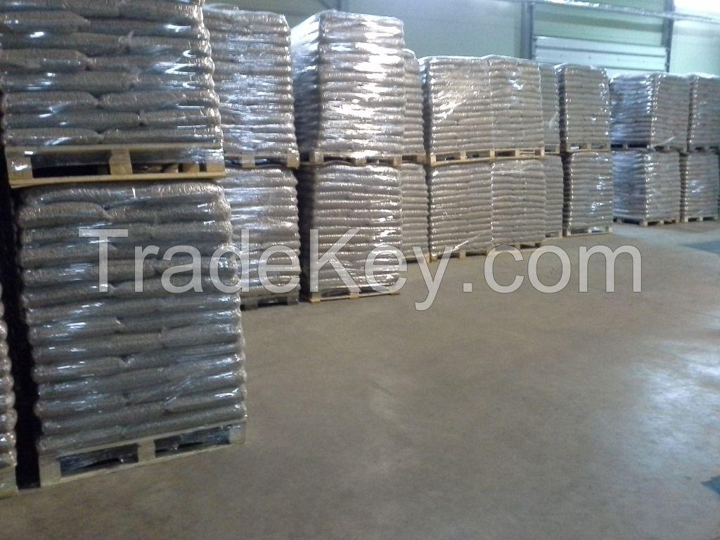 Premium Grade Wood Pellets