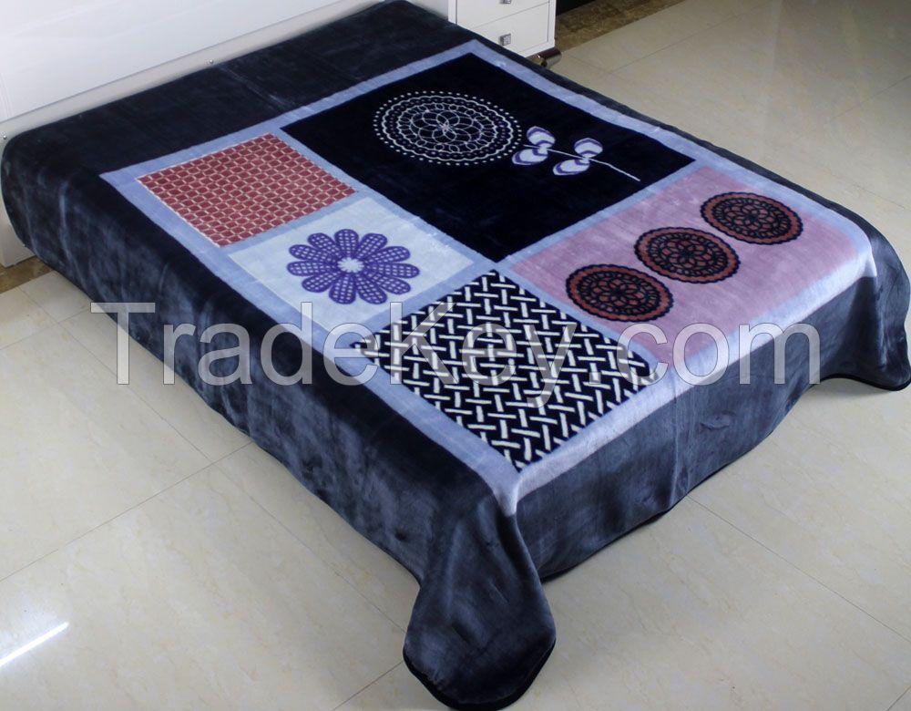 Polyester Mink Blanket
