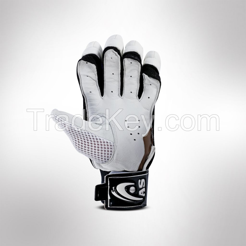 BATTING GLOVES - GOLD