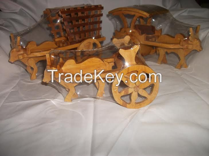 Wooden Education Toys