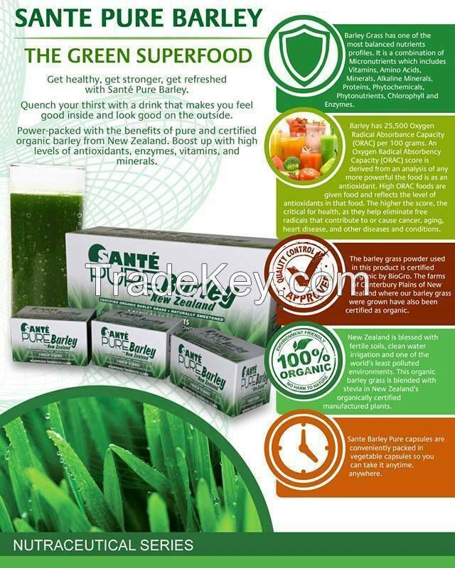 Sate Pure Barley New Zealand - UAE