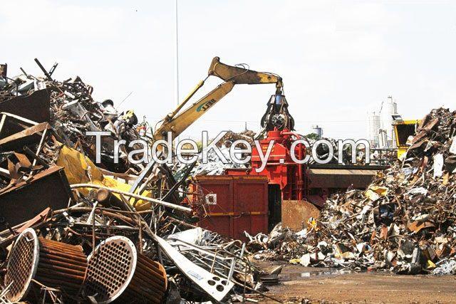 QUALITY GRADE A Copper Cathode, Aluminium Ingots, Copper Wire Scrap And HMS 1 / 2 Scrap Metal.