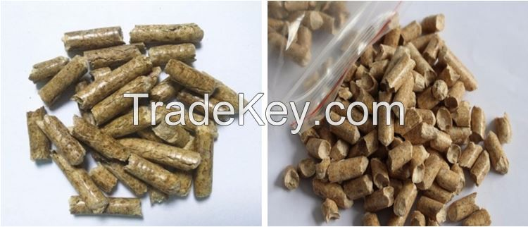 Top 100% pure Best quality Cheap wood pellets