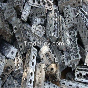 BEST GRADE ALUMINUM ENGINE BLOCK SCRAP -ALUMINIUM EXTRUSION 6063 SCRAP/ ALUMINUM UBC SCRAP/ ALUMINUM WHEEL SCRAP AND ALUMINUM SHEET