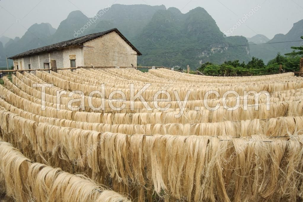 Natural Sisal Fiber for Gypsum Plaster and Ceiling Good Quality Russian Supplier