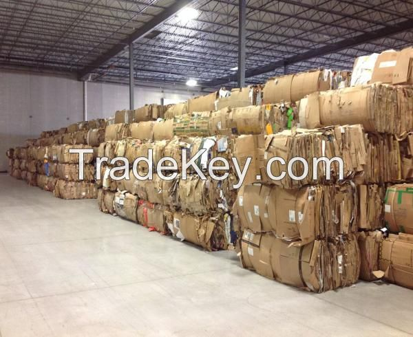 ALL TYPES OF WASTE / SCRAP PAPERS - OCC, ONP, OMG, YELLOW PAGES, A3, A4 WASTE PAPERS FOR SALE