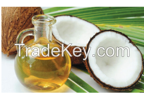 100% Pure Natural Refined coconut cooking oil