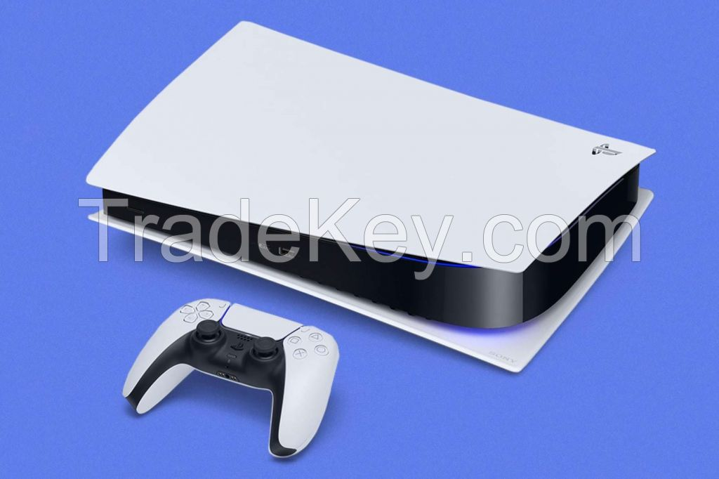 Refurnished Old and New  Original Wholesale for PS5 original 1TB 2TB console, 5 games and 2 controllers