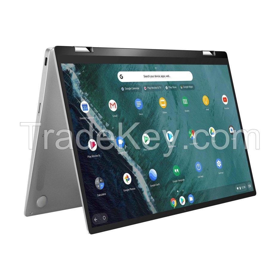 Refurbished Flip C434TA-AI0109 Core i5-8200Y 8GB 64GB eMMC 14 Inch Touchscreen Chromebook