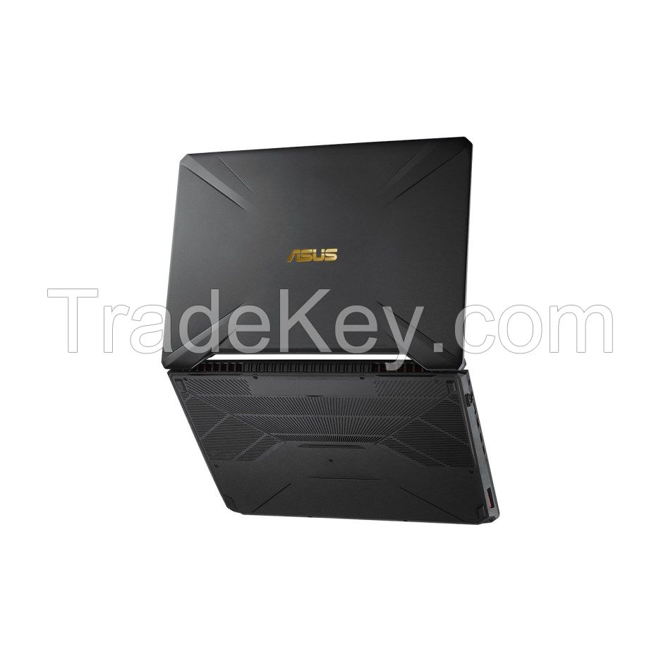 Refurbished TUF FX505DU Ryzen 7-3750H 8GB 512GB SSD 15.6 Inch 120Hz GeForce GTX 1660Ti Windows 10 Gaming Laptop