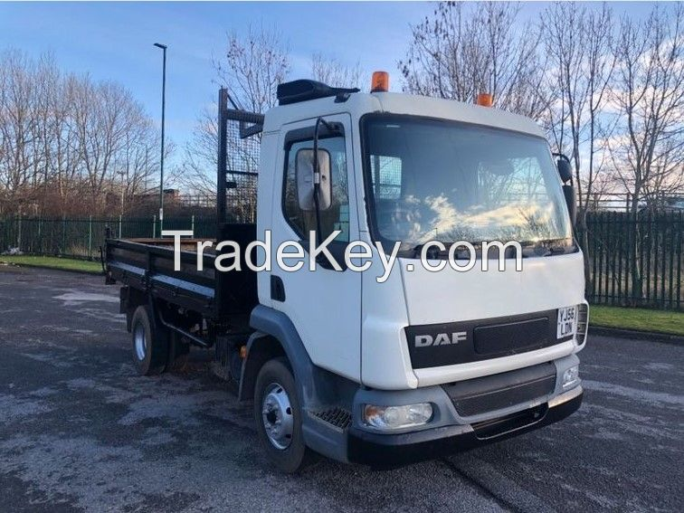 Cheap Used DAF truck head for sale in Belgium