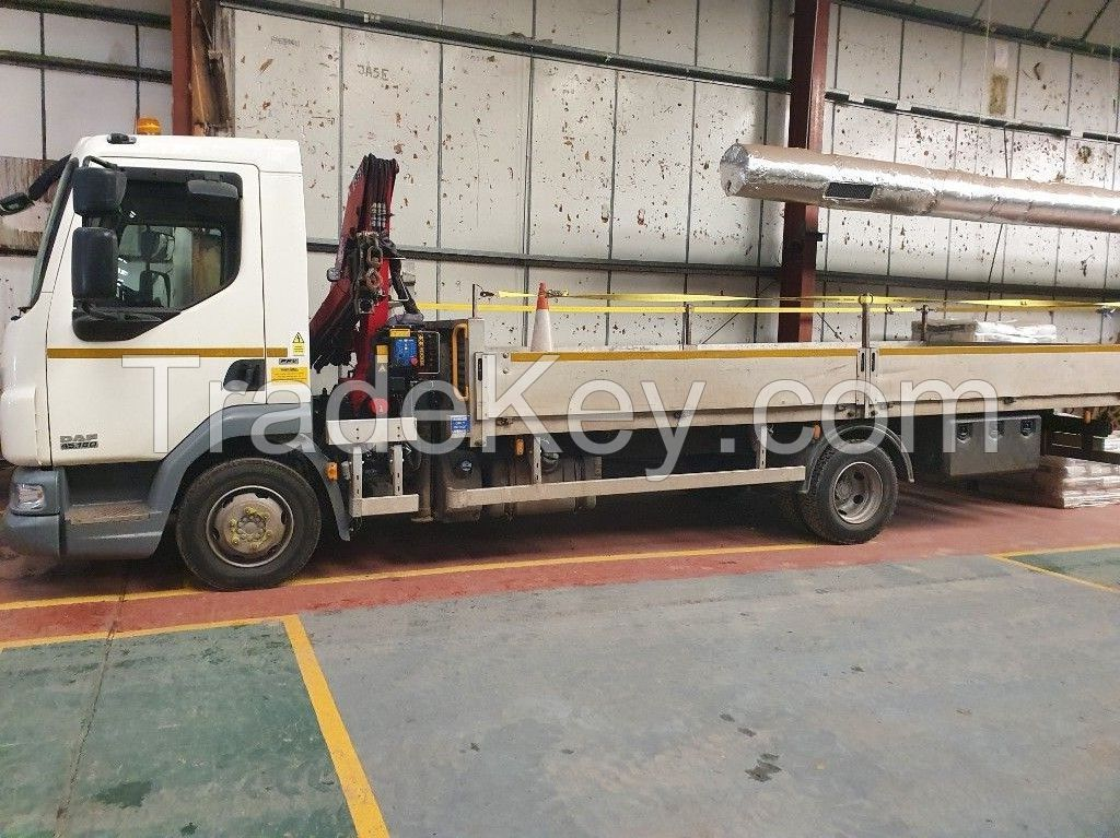 CHEAP DAF LF FA 45.160 Second hand, used DAF TRUCK HEAD FOR SALE