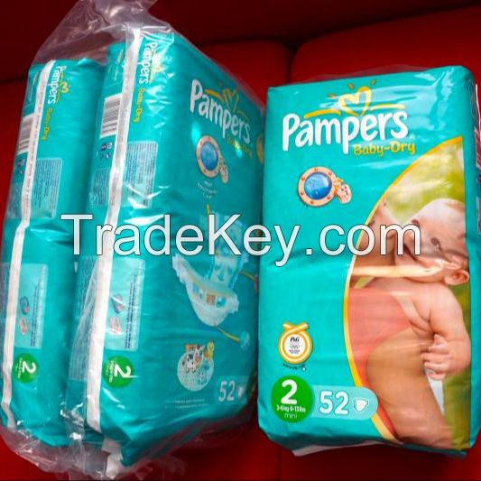 Baby Wet Wipes / Sanitary Wipes for Sale/ small and large baby diapers Medium