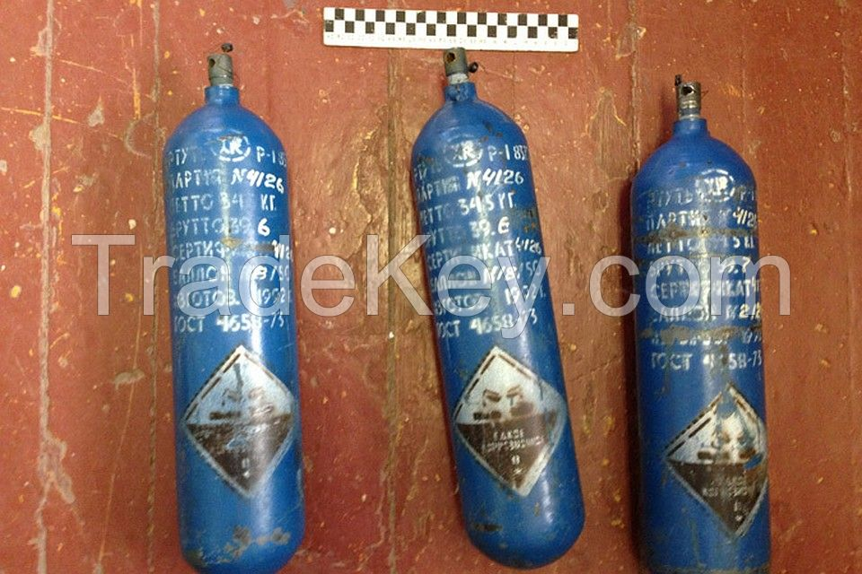 RUSSIAN LIQUID SILVER MERCURY 99.999% AVAILABLE IN STOCK