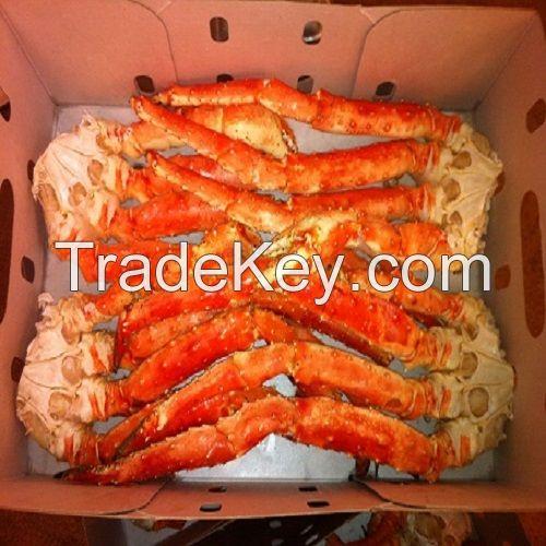 Live Red Norwegian King Crabs / Frozen King Crab Legs, Frozen Blue Swimming Crabs for Sale