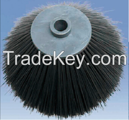 Industrial Brush-- Brush strips and Cylinder Brushes