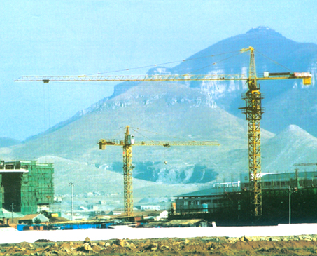 provide tower crane