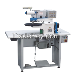 Dashun brand DS701A-B full automatic thermo cementing and folding machine